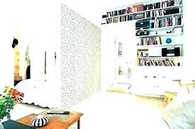Room Divider Ideas For Studio Apartments Wall Bedroom Dividers