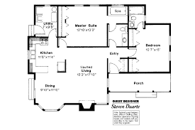 Floor Plans For Country Homes by Country House Plans Windham 41 003 Associated Designs