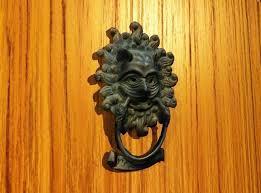 lion door knocker 3d model lion door knocker cgtrader