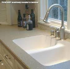 undermount sink with formica an undermount sink installed in a formica laminate countertop
