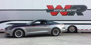 sema 2015 mustang watson s 2015 mustang build roars onto the motorsports at