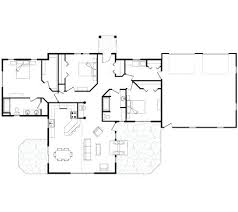 single story cabin floor plans plans 2 story log cabin floor plans
