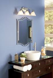 bathroom vanity lights up or down creative bathroom decoration