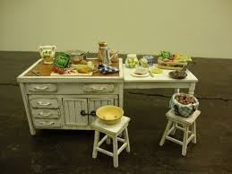 Tuscan Style Kitchen Tables by 194 Best Mini Kitchen Images On Pinterest Miniature Kitchen