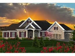 european home design ranch house plans european style ranch home plan 020h 0353 at