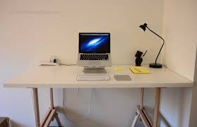 the height adjustable diy standing desk ikea conversion kit