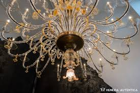 Gold Glass Chandelier The Art Of Murano Glass Making Has A Fascinating History Here It