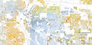 San Francisco Zoo Map by How Racially Segregated Is Denver Compared To Other Major U S