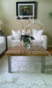 Granite Top Coffee Table Side Table Granite Top Side Table Pipe Legs For The Stone Table