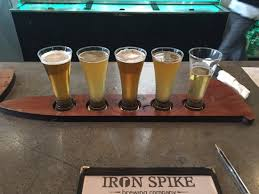 Iron spike brewing company galesburg restaurant reviews phone