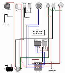 Mercury 25 Hp 2 Stroke Wiring Diagram Mercury 40 Hp Mariner Wiring Diagram Mercury Outboard Ignition
