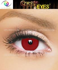 25 red contacts ideas halloween contacts
