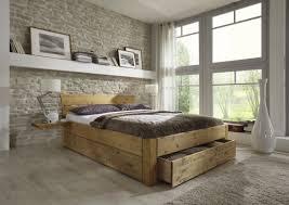 Schlafzimmer Aus Holz Schubkastenbetten Aus Massivholz Innatura Massivholzmöbel