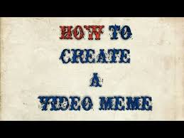 how to create a video meme in tamil youtube