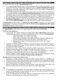 director of finance resume director of finance resume executive resume financial director