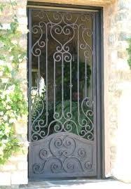 Exterior Doors Houston Tx Iron Front Doors Houston S Iron Entry Doors Houston Hfer