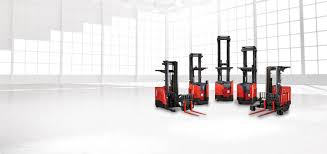 raymond forklift trucks fleet and warehouse solutions