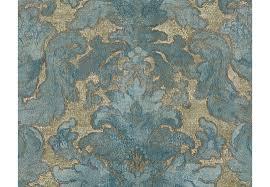 Schlafzimmer Tapete Blau Barock Tapeten Von Namhaften Herstellern Wall Art De