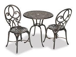 Wrought Iron Bistro Chairs Wrought Iron Outdoor Bistro Set Gccourt House
