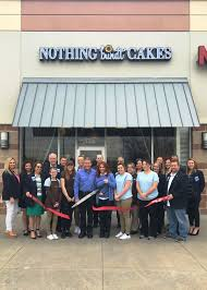 nothing bundt cakes ribbon cutting burleson area chamber of