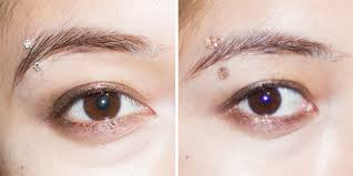 Eyebrow Piercing Without Jewelry How How Dainty Tattoos Piercings Piercings