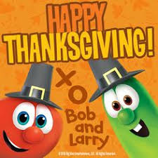 veggietales thanksgiving eat your veggies veggietales