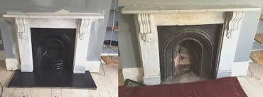fireplace simple how to clean a slate fireplace hearth
