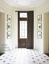 Curtains For Big Sliding Doors 45 Best Front Door Images On Pinterest Front Doors Curtains And