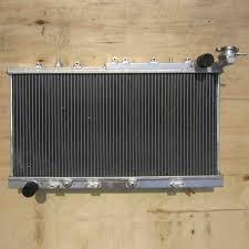 2 row 50mm aluminum radiator for nissan sentra tsuru lucino lucino