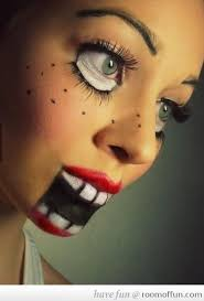 easy diy halloween costumes creepy doll makeup tutorial youtube best 25 doll makeup ideas only on pinterest baby doll makeup
