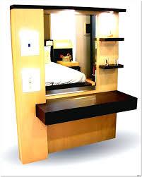 Thin Vanity Table Narrow Vanity Table Bedroom Makeup Vanity Mirror Bedroom Makeup