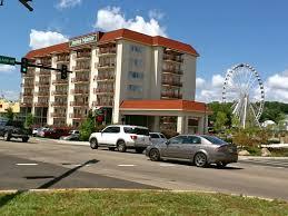 manor hotel pigeon forge tn