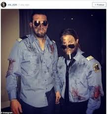 Halloween Airplane Costume Daughter Mh370 Chief Steward Blasts Halloween Malaysia Airlines