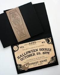 halloween invitation ideas