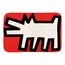 Funny Door Mat by Compare Prices On Keith Haring Dog Online Shopping Buy Low Price