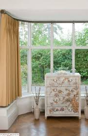 French Pole Curtain Rod by Best 25 Bay Window Pole Ideas On Pinterest Bay Window In
