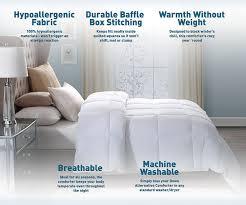 100 home design down alternative comforter review nautical