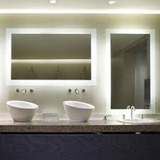 Electric Mirror Bathroom by Electric Mirror Silhouette 30