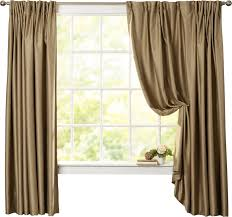 Pinch Pleat Drapery Panels Darby Home Co Bailey Solid Blackout Thermal Pinch Pleat Single