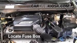toyota rav4 engine size replace a fuse 2001 2005 toyota rav4 2001 toyota rav4 2 0l 4 cyl