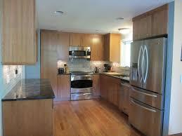 split level house kitchen renovation holiday cabinets