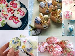Decorating Easter Eggs Crayons by Decorating Easter Eggs Using Crayons Okayimage Com