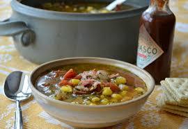 ham hock hominy soup u2014 three many cooks