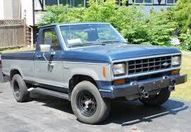 1986 ford ranger 4x4 tdranger 1986 ford ranger regular cab specs photos modification