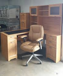Magellan Corner Desk With Hutch by Realspace Magellan Collection Corner Desk