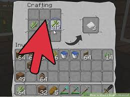 How To Build A Bookcase In Minecraft 3 Ways To Make A Book In Minecraft Wikihow