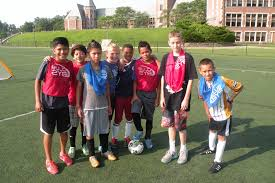 summer 2014 camp shape at new rochelle