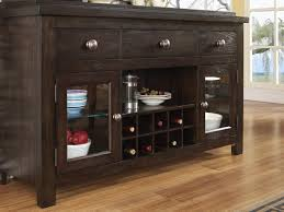 kitchen buffet furniture black cozy rustic kitchen buffet