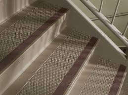 Decorative Vinyl Floor Mats by Vinyl Plank Stair Treads Style How To Apply Vinyl Plank Stair