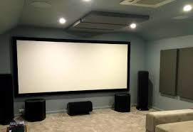 home theater system installation speaker installation polk audio speakers home theater homes
